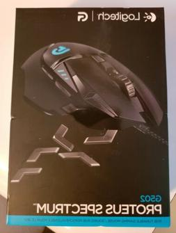Logitech G502 Proteus Spectrum RGB Gaming Mouse - NEW