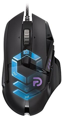 Logitech G502 Proteus Spectrum RGB Tunable Gaming Mouse 910-