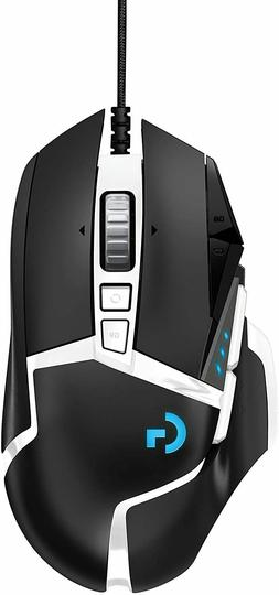 Logitech - G502 HERO SE Wired Optical Gaming Mouse with RGB
