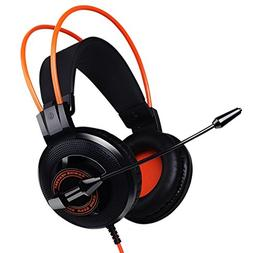GranVela G925 3.5mm Wired Stereo Lightweight Headphones Over