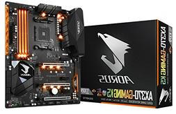 GIGABYTE GA-AX370-Gaming K5  AM4 AMD X370 SATA 6Gb/s USB 3.1