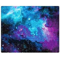 Mouse Pad pad-001 Galaxy Customized Rectangle Non-Slip Rubbe