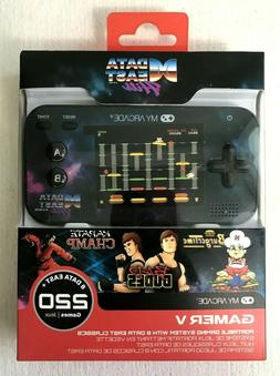 My Arcade Gamer V Portable Handheld with Data East Classics