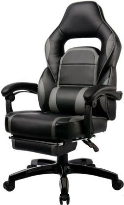 Gaming Chair Adjustable Recliner High Back Racing Chair With