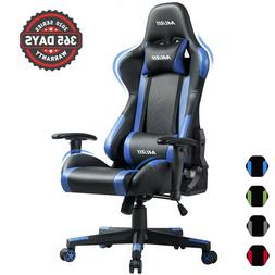 gaming chair office racing style 180 recliner