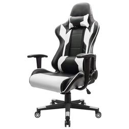 Homall Gaming Chair PU Leather Racing Style High-back Capaci