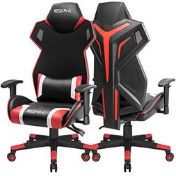 Homall Gaming Chair Racing Style Office Chair High Back Comp