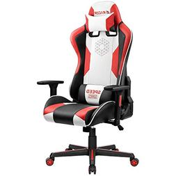 Homall Gaming Chair Racing Style Office Chair Ergonomic High