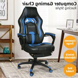 Gaming Chair Racing Style High Back Office Recliner Computer