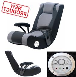 Gaming Chair Rocker Entertainment Sound Center Video Game Ro
