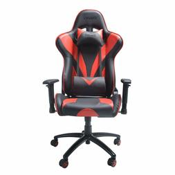 Gaming Chair Video Game Chairs Racing Style PU Leather High