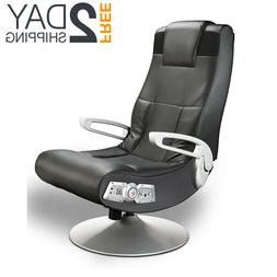 Gaming Chair With Speakers Subwoofer For PS4 Xbox Video Audi