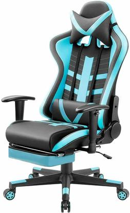 HOMALL Gaming Ergonomic High-Back Racing Chair Pu Leather, L