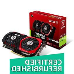 MSI Gaming GeForce GTX 1050 Ti 4GB GDRR5 128-bit HDCP Suppor