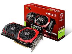 MSI GAMING GeForce GTX 1060 6GB GDRR5 192-bit HDCP Support D