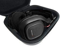 CASEMATIX Gaming Headset Case – Carry Bag fits SteelSeries