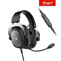 Havit Gaming Headset For PC PS4 Sound & HD Microphone Gaming