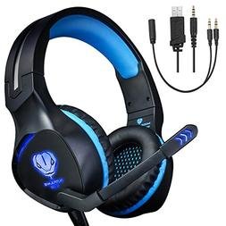 Xbox one Headset, Gaming Headset for Xbox One, PS4 Headset,