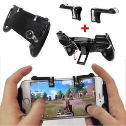 Gaming Joystick Handle Holder Controller Mobile Phone+ Shoot