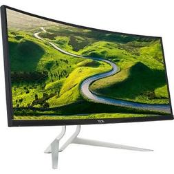 "Acer Gaming Monitor 37.5"" Ultra Wide Curved XR382CQK bmijqph"