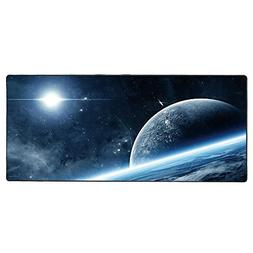 Cmhoo Gaming Mouse Pad Extended & Large Desk Pad with Specia