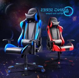 GTRACING Gaming Chair Ergonomic Backrest Computer  Office Ch