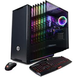 CyberPowerPC Gaming PC Computer i7-9700K