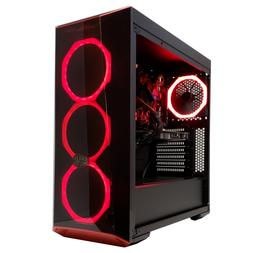 GAMING PC DESKTOP COMPUTER INTEL CORE i5 RADEON RX 570 4GB 8