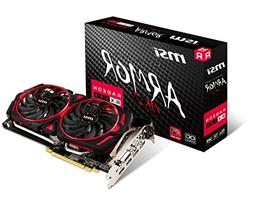 MSI Original Cooler Armor MK2 with graphics card Radeon RX