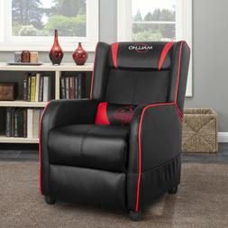 gaming recliner chair pu leather recliner ergonomic