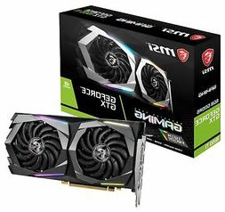 MSI GeForce GTX 1660 Ti GAMING 6G Graphics Card, PCI-E x16,