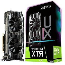 EVGA GeForce RTX 2070 XC Ultra Gaming, 8GB GDDR6, Dual HDB F