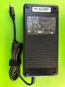 Genuine Delta 230W AC Power Adapter+Cord for MSI GT62VR GT63