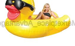 Giant Inflatable Riding Derby Duck