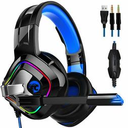 A6 For PS5 Xbox One Google Stadia PC Stereo 3.5mm Wired Gami