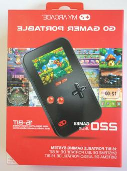 My Arcade Go Gamer portable gaming system BRAND NEW