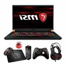 "MSI GS75 Stealth 17.3""144Hz  Core i7-8750H RTX 2080 2070 206"