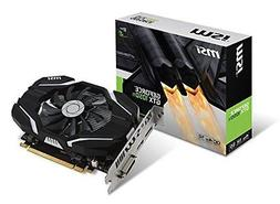 GTX 1050 Ti 4G OC GeForce GTX 1050 Ti Graphic Card - 1.34 GH