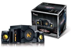 GX-Gaming SW-G2.1 3000 With Two Input Jacks For Game Console