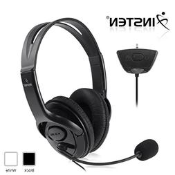 Insten Headset Headphone with Mic Compatible with Xbox 360 W