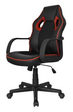 high back gaming racing chair video pc