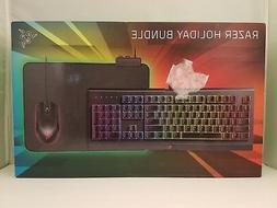 Razer Holiday Chroma Bundle  | Keyboard / Mouse / Mat | RZ85