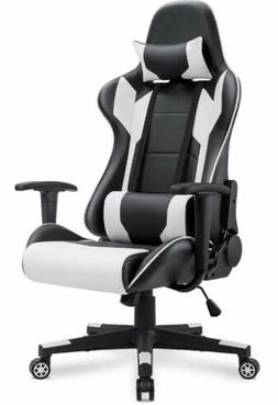 Homall Exclusive High Quality Leather, Swivel Gaming Chair ~