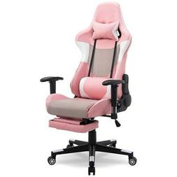 Home High Back Gaming Office Racing Chair with Lumbar Suppor