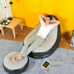 Inflatable Lounge Bean Bag Gaming Chair Console Playstation