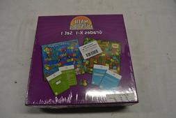 Really Good Stuff K-1 Math Adventures Games + Division +Spin