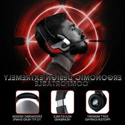ONIKUMA K5 PRO LED Gaming Headsets Headphones For Gamers PS4