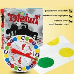 Kids Family Twister Game Body Twister Moves Mat Board Game F