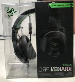 Razer Kraken Pro - Noise Isolating Analog Black Gaming Heads