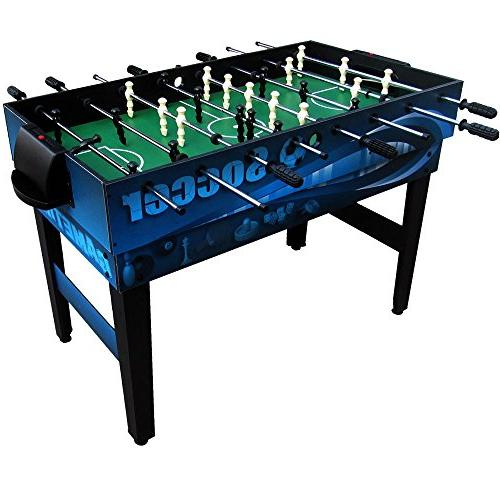 Sunnydaze Game Push Foosball, Ping Pong, and Inch